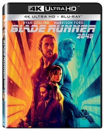 Blade Runner 2049 (2 disky) - Blu-ray + 4K ULTRA HD