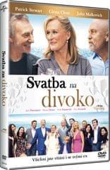 Svatba na divoko   - DVD