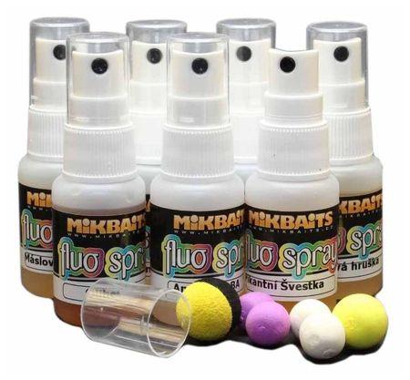 Mikbaits Fluo spray 30 ml Púpava