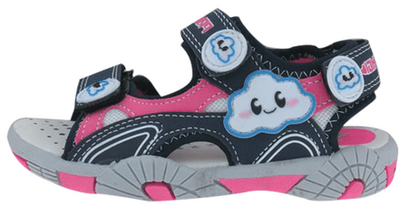 Primigi dívčí sandály 24 modrá