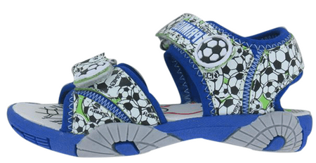 Primigi fantovski sandali, modri, 30