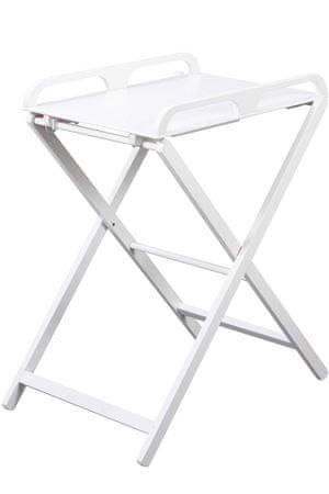 Candide Combelle Jade pelenkázó asztal, fehér