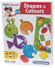 Clementoni igra Oblike in barve, 50504