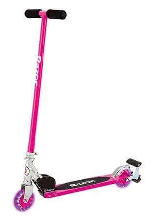 Razor skiro S Spark Sport, roza