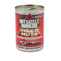 Bait-Tech tygří ořech v nálevu hot growlers tiger nuts 400 g