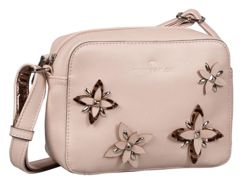 Tom Tailor růžová kabelka Grace