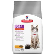 Hill's Feline Sensitive Skin 5 kg