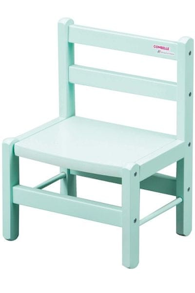 Candide Combelle Dětská židlička, zelená