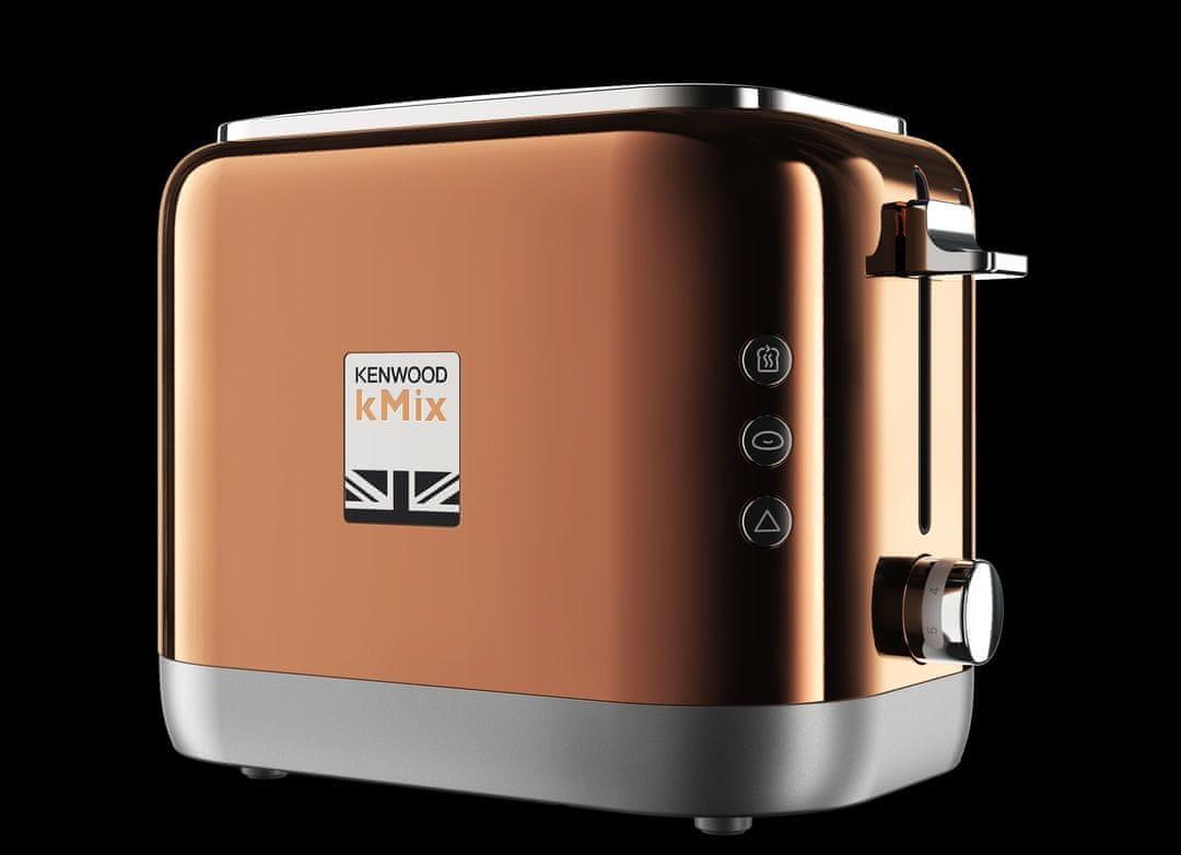 Kenwood MPX760GD, topinkovač TCX760 se 2 sloty