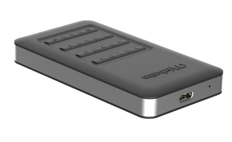 Verbatim SSD 256GB USB 3.1 (53402)