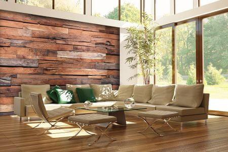 Walplus Tapeta Canadian Cabin Wall 9a6055bf8f