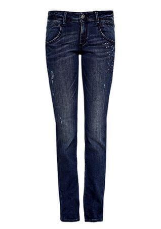 s.Oliver dámské jeansy 36/30 modrá