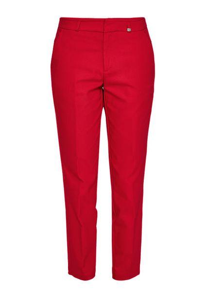 s.Oliver dámské kalhoty 34 červená