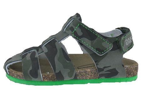 5dd4f06395d3 Primigi chlapecké sandály 27 zelená
