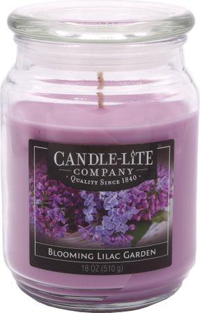 Candle-lite Sviečka vonná Blooming Lilac Garden 510 g