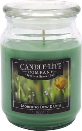 Candle-lite Svíce vonná Morning Dew Drops 510 g