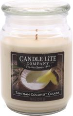 Candle-lite Svíce vonná Tahitian Coconut Colada 510 g