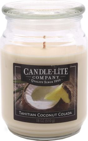 Candle-lite Sviečka vonná Tahitian Coconut Colada 510 g