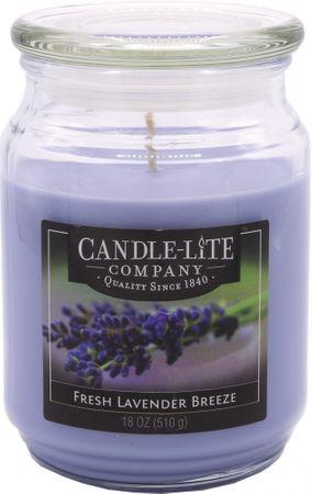 Candle-lite Sviečka  vonná Fresh Lavender Breeze 510 g