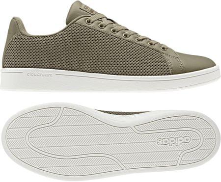 Adidas moški čevlji CF Advantage Dark Cargo F14-St, 46,7