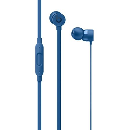 Beats urBeats3 s3,5 mm zástrčkou, modrá (MQFW2ZM/A)