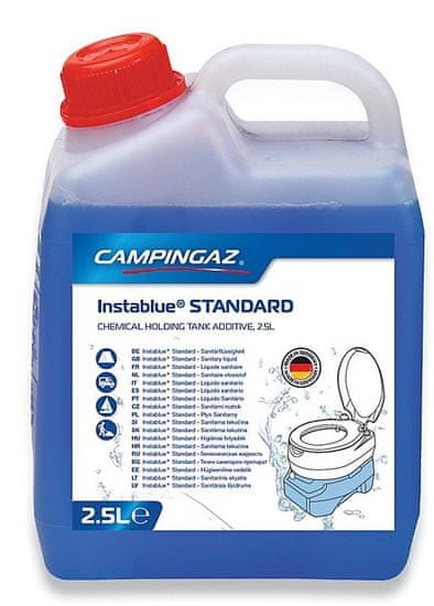 Campingaz dezinfekcijsko čistilo Instablue Standard, 2,5 l
