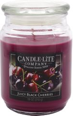 Candle-lite Svíce vonná Juicy Black Cherries 510 g