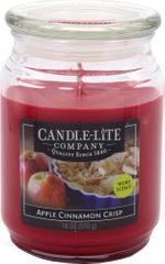 Candle-lite Svíce vonná Apple Cinnamon Crisp 510 g