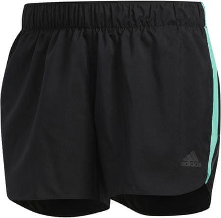 Adidas ženske kratke hlače RS Short W Black Hi-Res Green, XS