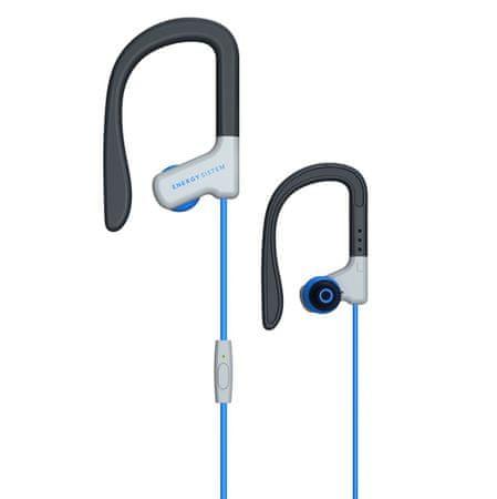 Energy Sistem słuchawki dokanałowe Earphones Sport 1, niebieskie