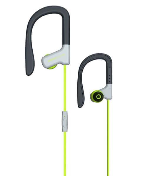 Energy Sistem Earphones Sport 1, žlutá