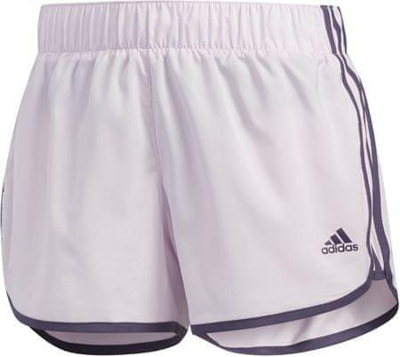 Adidas ženske kratke hlače M10 Woven Short Aero Pink Trace, Purple, L