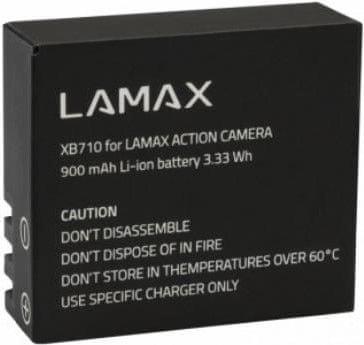 LAMAX bateria Li-ion do kamery LAMAX X7.1 Naos