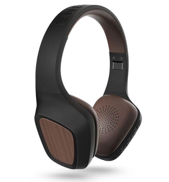 Energy Sistem Headphones 7 Bluetooth ANC, černá/hnědá