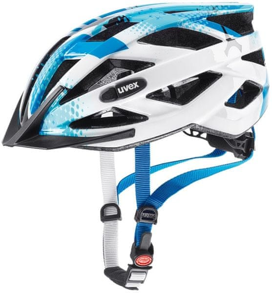 Uvex Air Wing Blue White 52-57 cm