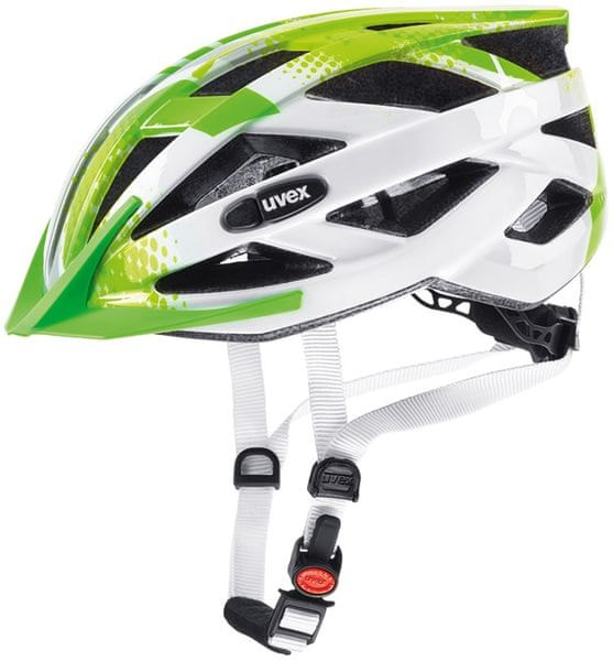 Uvex Air Wing Lime White 52-57 cm