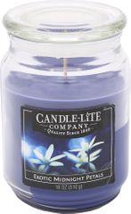 Candle-lite Svíce vonná Exotic Midnight Petals 510 g