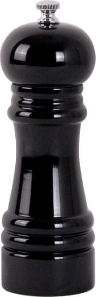Toro Mlýnek na sůl a pepř 15 cm, černá