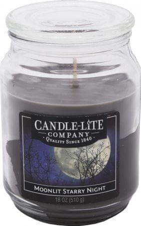 Candle-lite Svíce vonná Moonlit Starry Night 510 g
