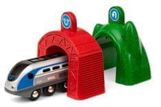 Brio lokomotywa z aktywnymi tunelami SMART TECH