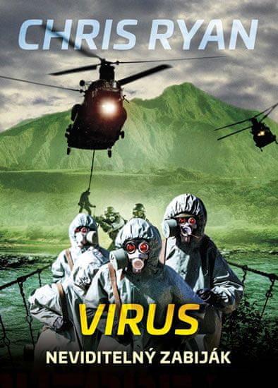Ryan Chris: Virus - Neviditelný zabiják