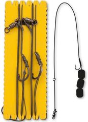 Black Cat Sumcový Návazec Pellet And Chunk Rig 100 kg 100 cm