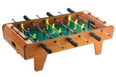Unikatoy leseni namizni nogomet, 61x31 cm, šk.25075