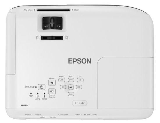 Epson projektor EB-U42