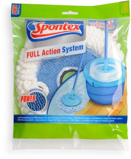 Spontex Full Action systém abrazívna náhrada
