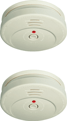 Smartwares Detektor kouře, 2pack (10.048.28)