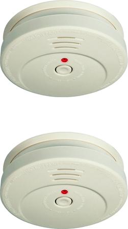 Smartwares detektor dymu 2pack (10.048.28)