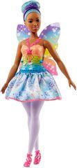 Mattel Barbie tündér kék