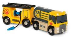 Brio WORLD 33907 Cisterna s přívěsem