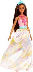 Mattel księżniczka Barbie - niebieska